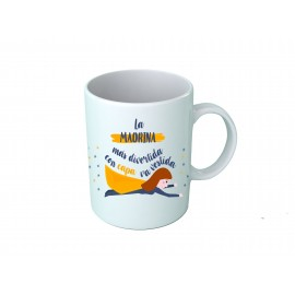 "Taza ""Madrinas divertidas"""